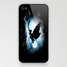 Toothless Night Flight iPhone & iPod Skin