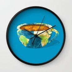 Coffee World Wall Clock