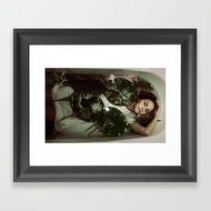 Disorientation Framed Art Print