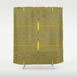 2206 Ways without destinations ... Shower Curtain