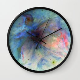Orion's Love Wall Clock