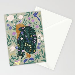 Wild empowerment  Stationery Cards