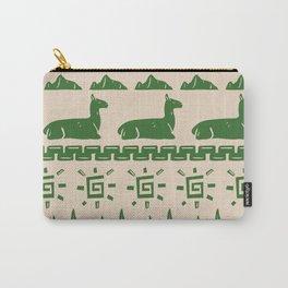 Maccu Picchu Carry-All Pouch
