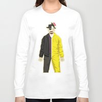 heisenberg Long Sleeve T-shirts featuring Heisenberg by Danny Haas