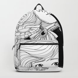 Tammy Wurtherington Freedom Fighter Backpack