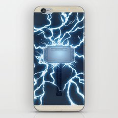 Hammer Time iPhone & iPod Skin