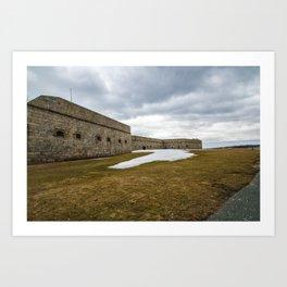 Fort Adams Art Print