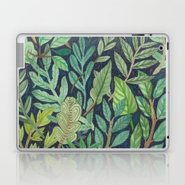 To The Forest Floor Laptop & iPad Skin