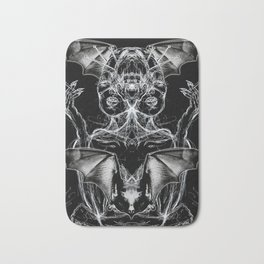 Bat Dutchess Bath Mat