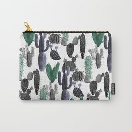 Cactus Prickles Carry-All Pouch