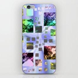 quadra II iPhone Skin