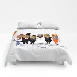 Peanut UN Comforters