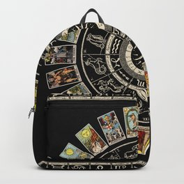 The Major Arcana & The Wheel of the Zodiac Backpack
