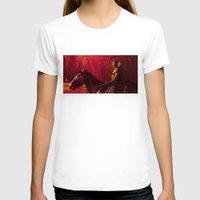 blackhawks T-shirts featuring Blackhawks Tribute by Bryan Butler Art