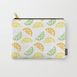 A Slice of Citrus Heaven Carry-All Pouch