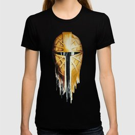 Sand & Gold 1 (Mask of a leader) T-shirt