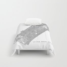 Upper West Side Comforters