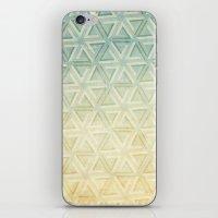escher iPhone & iPod Skins featuring escher pattern by Vin Zzep