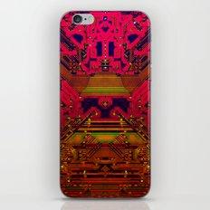 Space Kid - The Sound Of Tomorrow iPhone & iPod Skin
