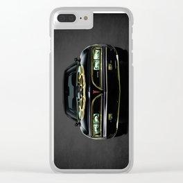 The Firebird Trans AM Clear iPhone Case