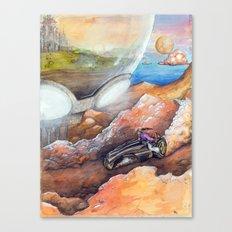 Neo SengokuJidai Canvas Print