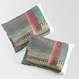 Grand Haven Pier Pillow Sham