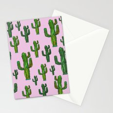 CACTUS  DANCE Stationery Cards