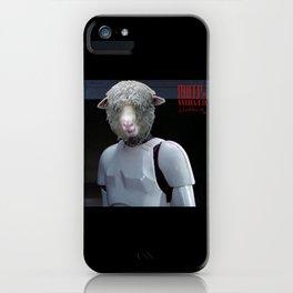 Laugh it up fuzzball iPhone Case