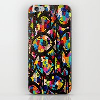 trout iPhone & iPod Skins featuring Rainbow Trout by Jordan Luckow