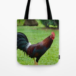 Mighty Rooster Tote Bag