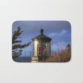 Cape Meares Lighthouse Bath Mat