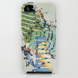 witness to gone Time iPhone Case