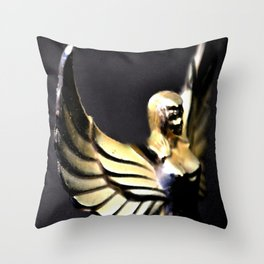 Angel Wings Series Throw Pillow