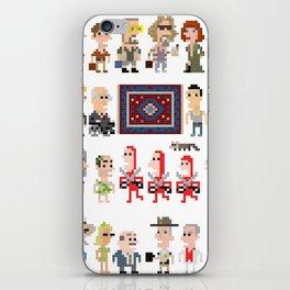 The Big Lebowski iotacons iPhone Skin