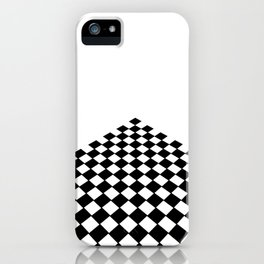 Perspective floor iPhone Case