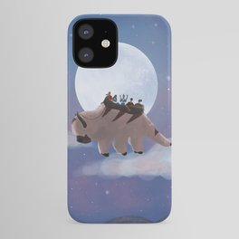 Appa: Under the Moon iPhone Case
