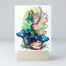 Fairy Noodle Mini Art Print