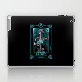 The Gamer X Tarot Card Laptop & iPad Skin