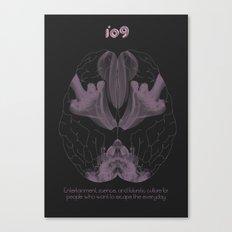 Essence Of iO9 Canvas Print