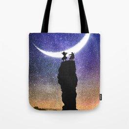 A Sonata at Nightfall Tote Bag