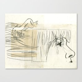 10 p.m. Canvas Print