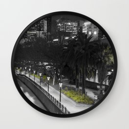 Travel: Flinders St Station Wall Clock