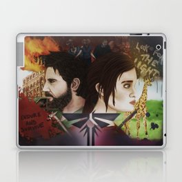 Last Of Us Laptop & iPad Skin
