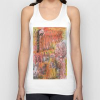 carnival Tank Tops featuring Carnival by Verde Designs