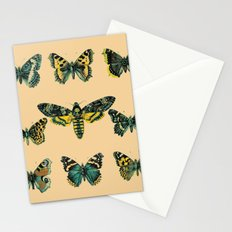 Butterflies and Moth of Europe Stationery Cards