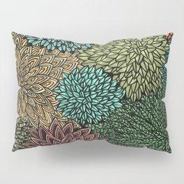Ink  Pattern No.4 Pillow Sham