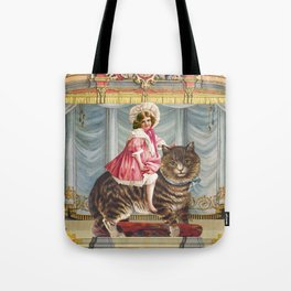 The amazing Catgirl Tote Bag