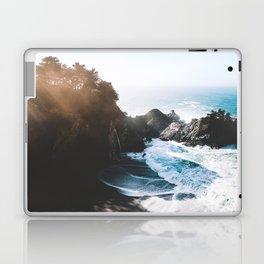 ocean falaise Laptop & iPad Skin
