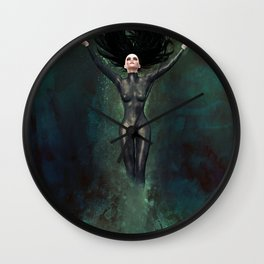 Will I ever get out? Wall Clock