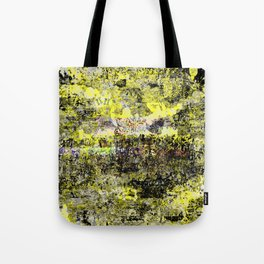 Burning Down the Concept of Heaven Tote Bag